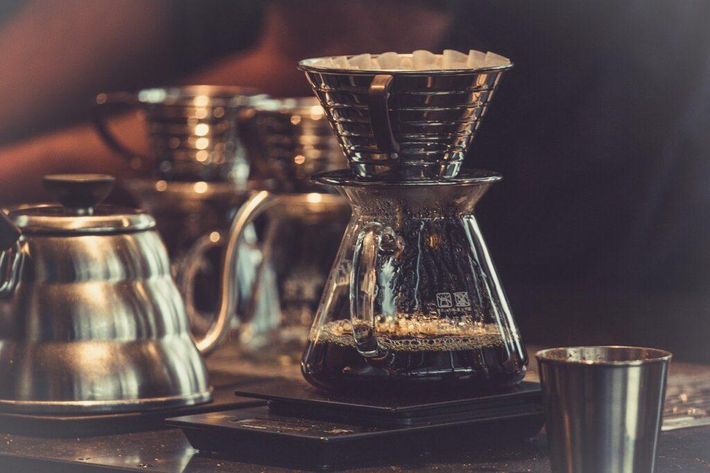 コーヒー入れてあげる