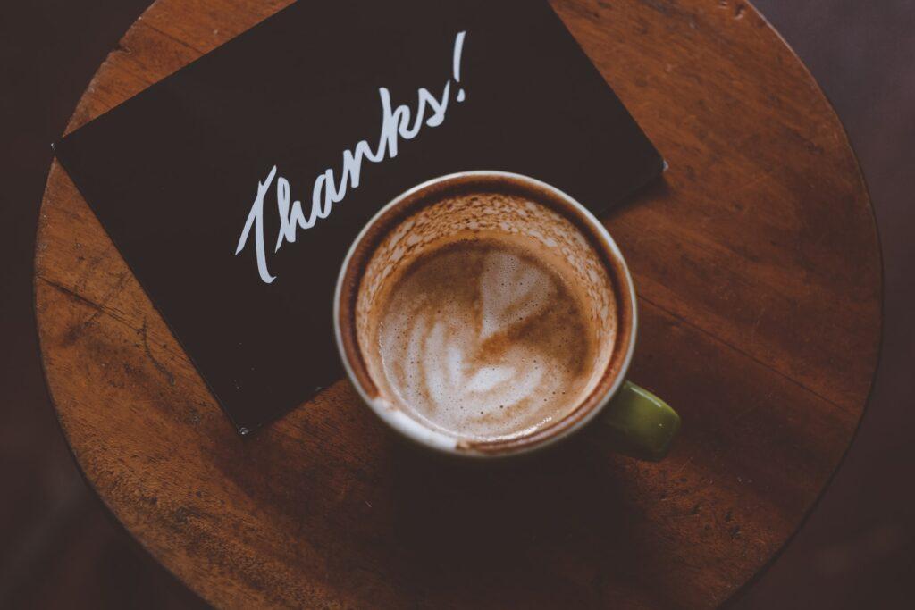 コーヒーありがとう